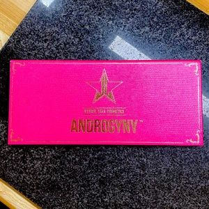 LIKE NEW - ANDROGYNY EYE PALETTE - JSC